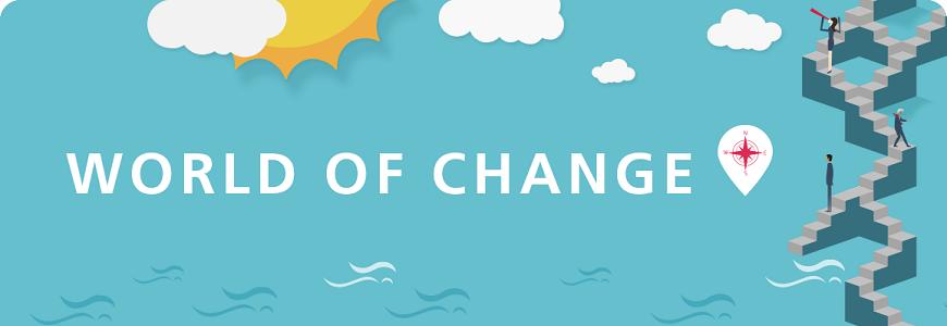World of Change Ext - L'ufficio del futuro? Sarà modellato sulle esigenze delle persone