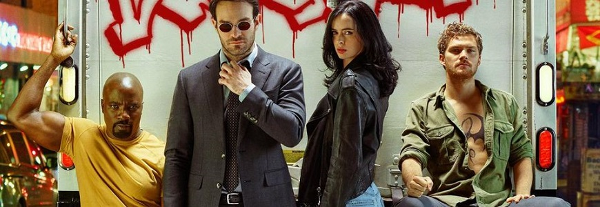 The Defenders Ext - Marvel's The Defenders si mostra nel primo trailer ufficiale