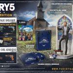Far Cry 5 Collectors 2 150x150 - E3 2017, Ubisoft ha annunciato due esclusive Collector's Edition per Far Cry 5