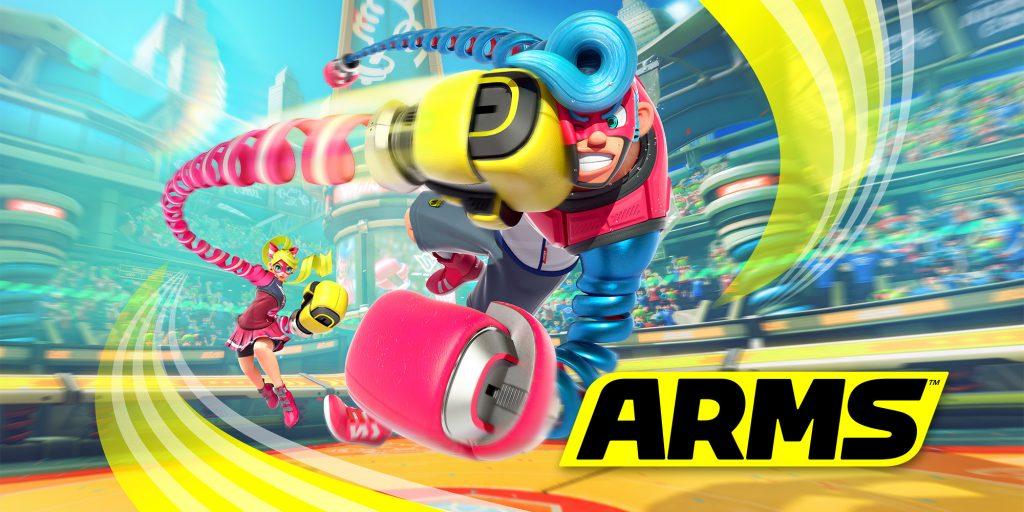 ARMS si aggiorna e introduce la modalità Arena
