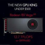 AMD Radeon RX Vega 64 Reference 150x150 - AMD, svelati ufficialmente prezzi e specifiche delle nuove GPU RX Vega 56 e RX Vega 64