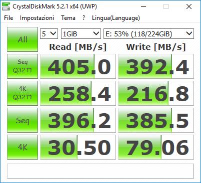CrystalSSDsavageASRb350K4 - Recensione ASROCK Fatal1ty AB350 Gaming K4