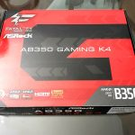 IMG 1312 150x150 - Recensione ASROCK Fatal1ty AB350 Gaming K4