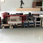 IMG 1320 150x150 - Recensione ASROCK Fatal1ty AB350 Gaming K4