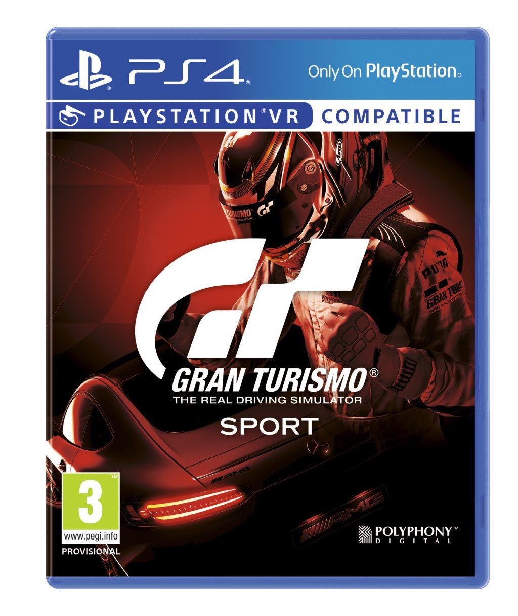 PS4 GTSport 2D PackShot PEGI WIP e1499959507296 - Annunciata la data di uscita di Gran Turismo Sport