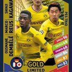Topps 2 150x150 - KONAMI sigla una partnership UEFA Champions League con Topps Trading Cards