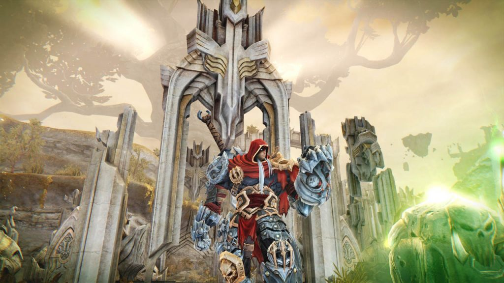 darksiders 5 1024x576 - Recensione Darksiders Warmastered edition - Wii U