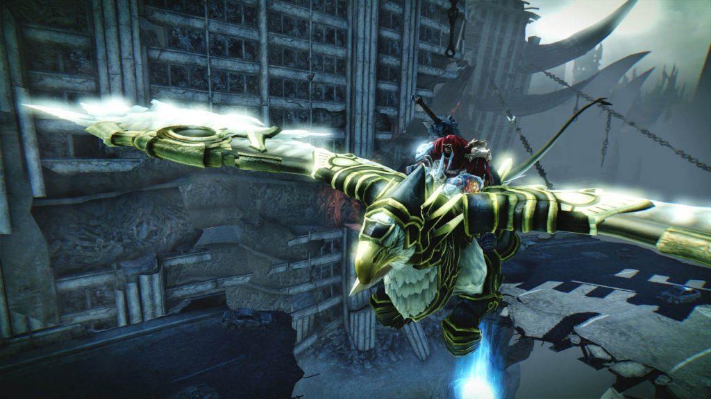 darksiders 6 1024x576 - Recensione Darksiders Warmastered edition - Wii U