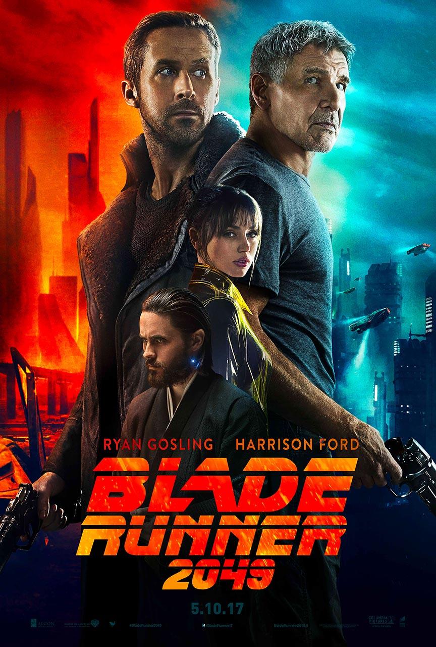 BR2 onesheet DIGITAL - Blade Runner 2049, pubblicato il poster ufficiale del sequel
