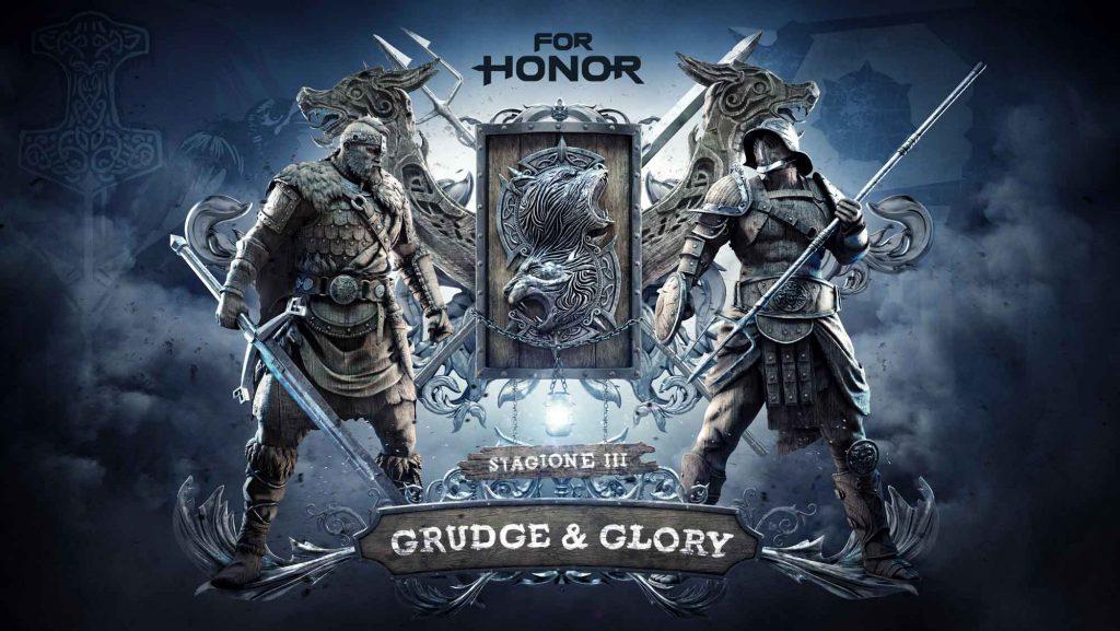 FH keyart S3 IT 1024x577 - Ubisoft, la terza Stagione di For Honor sarà disponibile a metà agosto