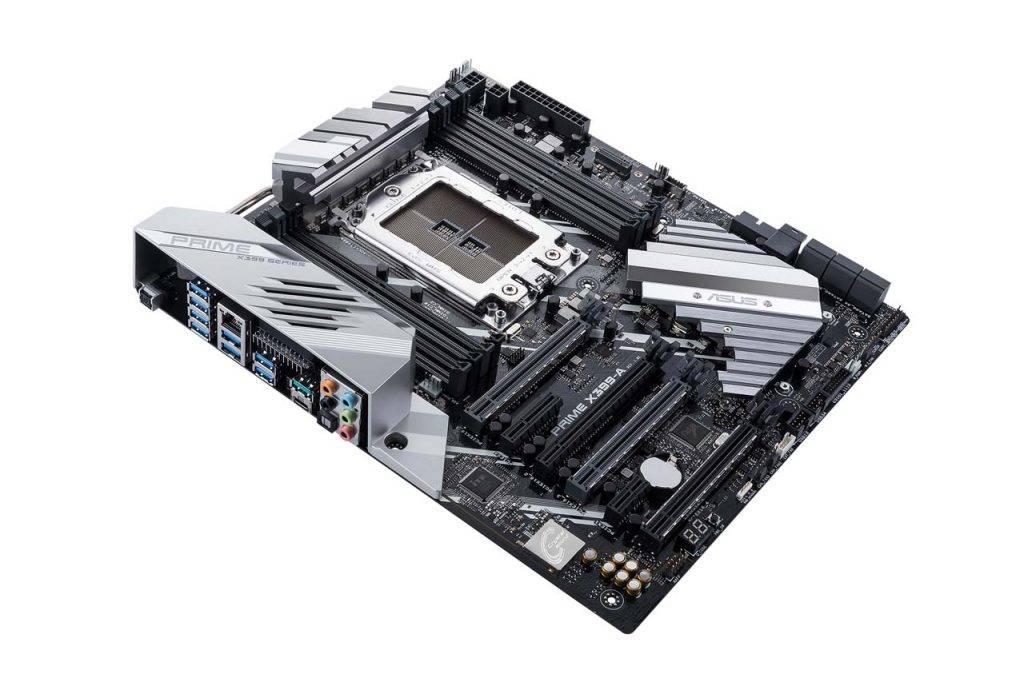 Prime X399 A 3D 1 1024x682 - ASUS presenta le nuove schede madri ROG e Prime X399