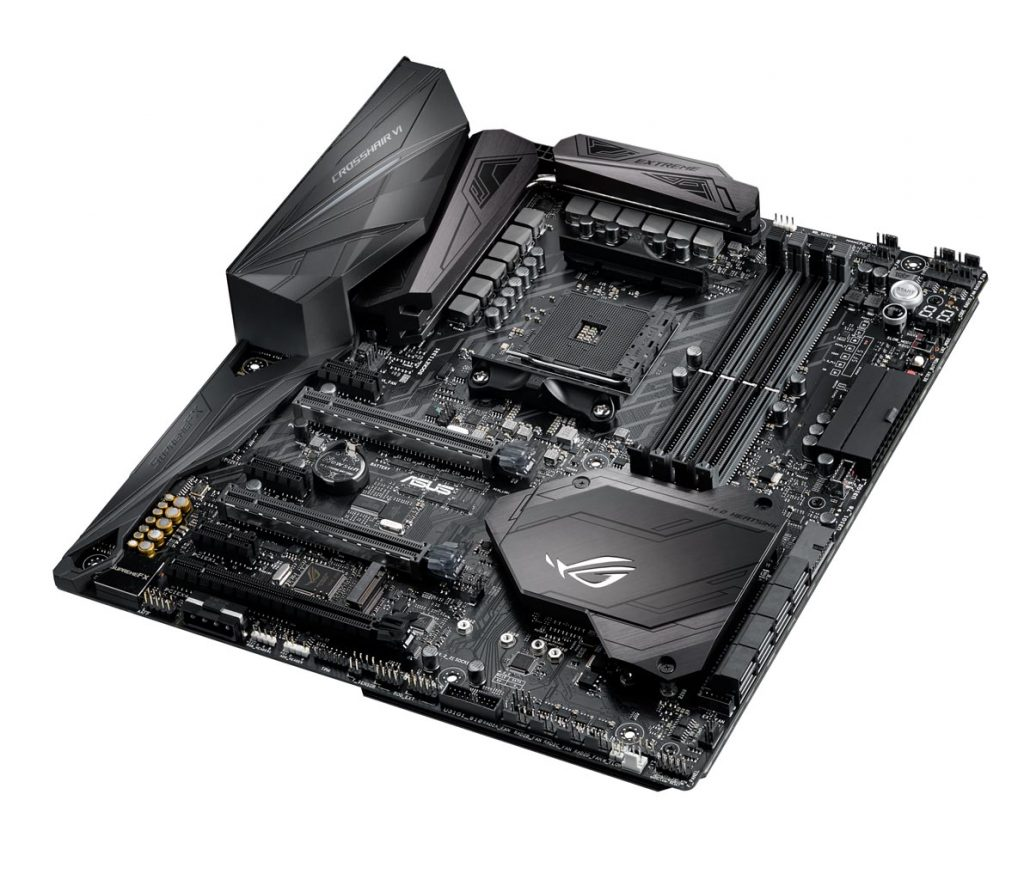 ROG CROSSHAIR VI EXTREME 3D 4 1024x880 - ASUS Republic of Gamers annuncia la scheda madre Crosshair VI Extreme