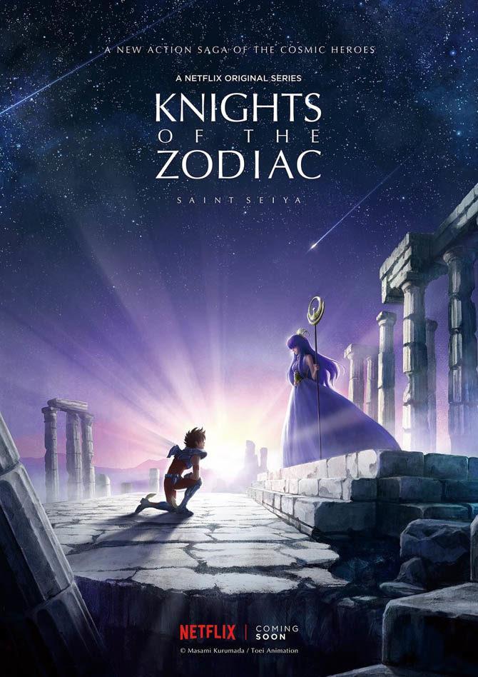 knights of the zodiac - Netflix al lavoro su un remake de I Cavalieri dello Zodiaco