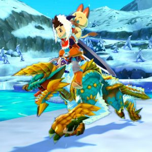 1349683 300x300 - Recensione Monster Hunter Stories
