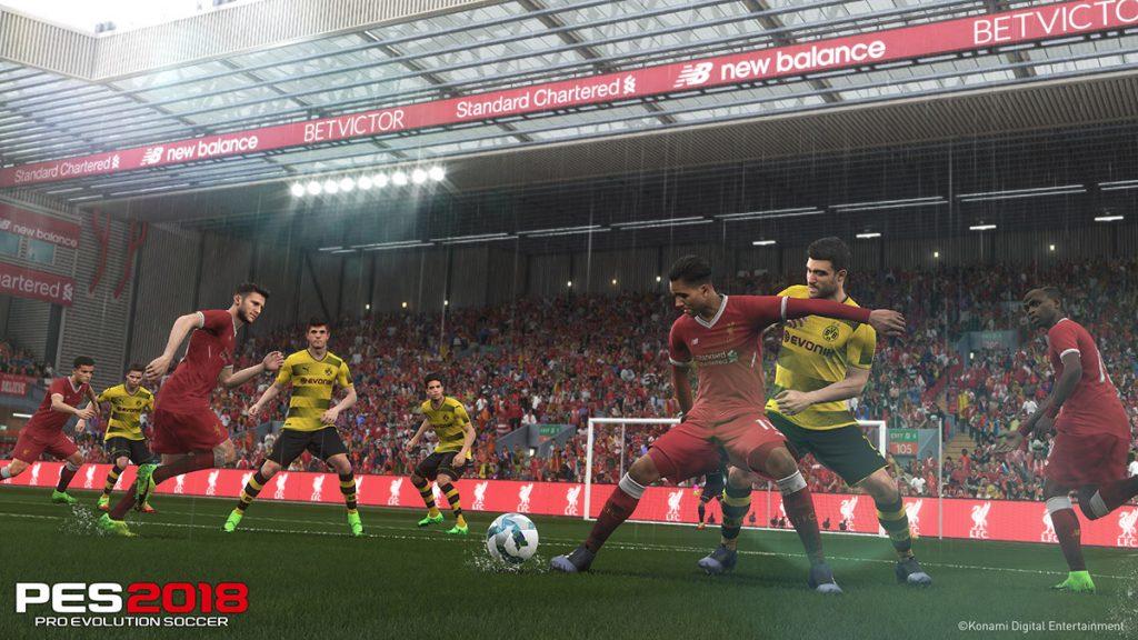3 1 1024x576 - Speciale FIFA 18 VS PES 2018