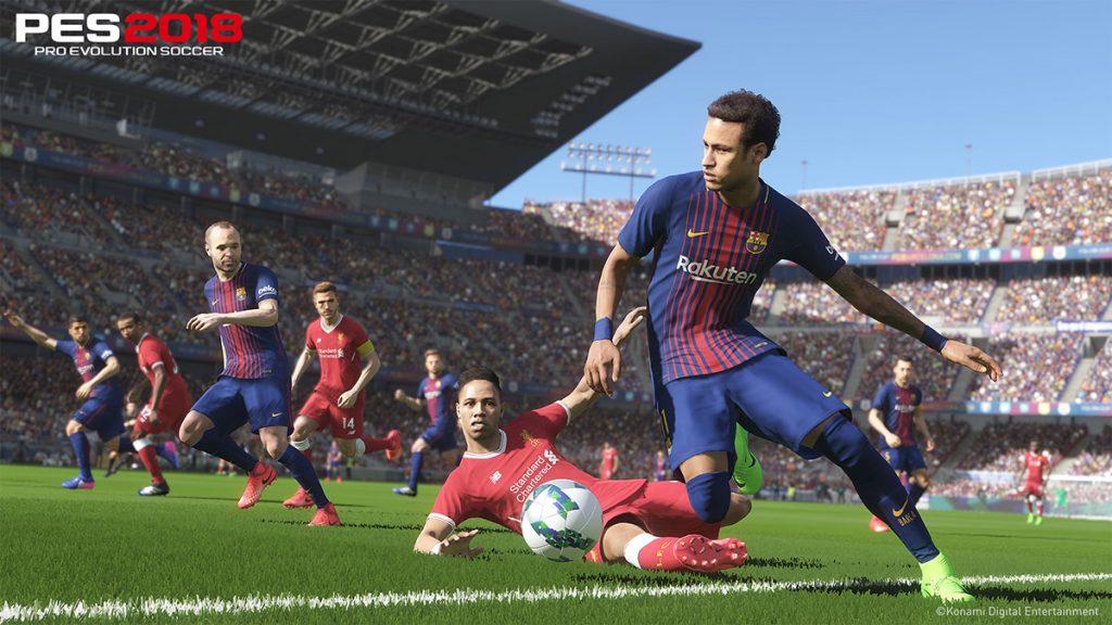 4 1 1024x576 - Speciale FIFA 18 VS PES 2018