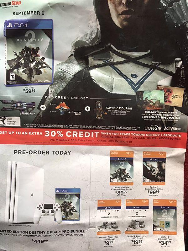 Destiny 2 Microtrans - Destiny 2: le microtransazioni saranno presenti nel gioco
