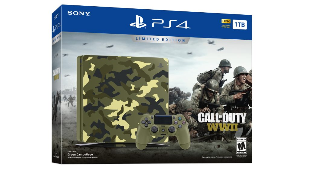 PS4CODWWII 6 1024x576 - Call of Duty: WWII, Bundle PS4 in edizione limitata