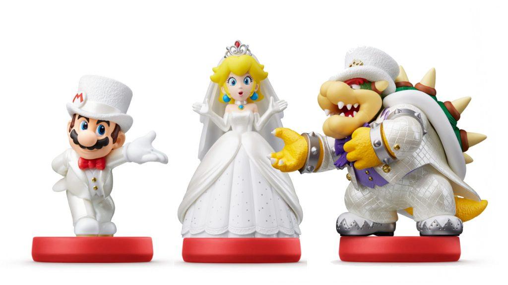 Super Mario Odyssey Amiibo 1024x576 - Nintendo Switch, svelato un bundle dedicato a Super Mario Odyssey