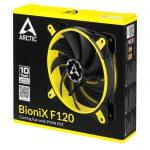 bionix f120 yellow g05 150x150 - Recensione Ventole Arctic BioniX F120