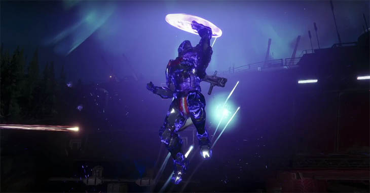 destiny 2 titan with shield - Guida Destiny 2, le sottoclassi del Titano