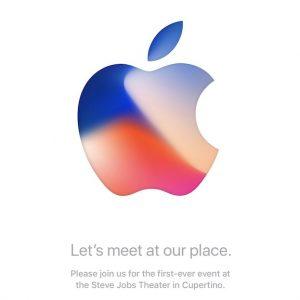 invitoconferenzaapple12.09.2017 300x300 - iPhone 8 verrà presentato il 12 settembre 2017: è ufficiale