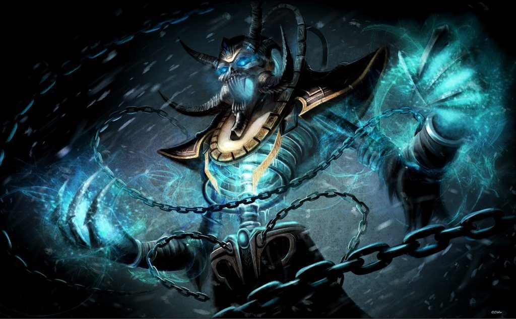 kelthuzad talenti 1024x633 - Kel'Thuzad l'Arcilich arriva in Heroes of the Storm