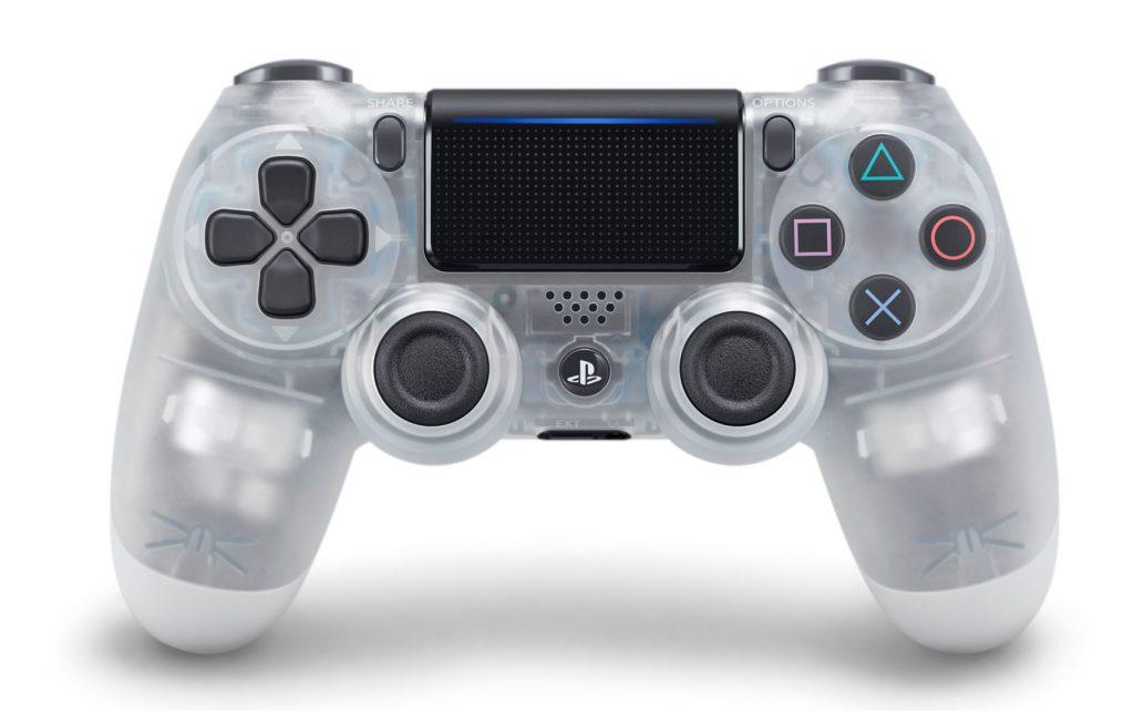 playstation 4 pro notizia 2 1024x642 - Annunciata la nuova linea Crystal Wireless per DualShock 4