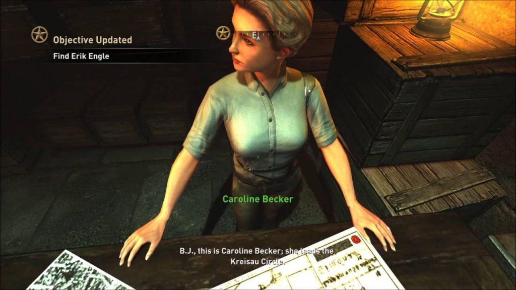 Caroline Baker 01 1024x576 - Bethesda, pubblicata una nuova gallery di immagini per Wolfenstein II. The New Colossus