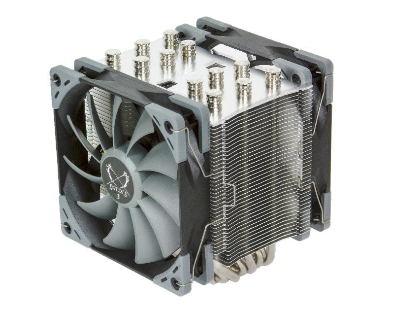 Cooler Dual Fan 14 - Recensione Scythe Mugen 5 rev. B