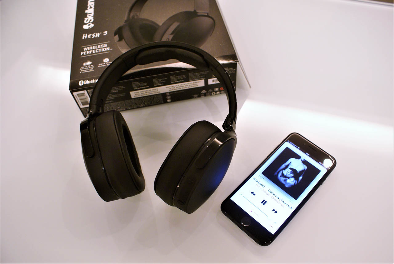 DSC04101 - Recensione Skullcandy Hesh 3 Wireless