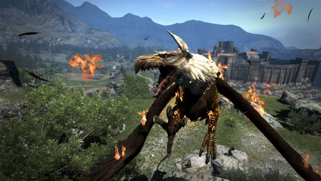 Dragons Dogma Dark Arisen 3 1024x576 - Recensione Dragon's Dogma Dark Arisen