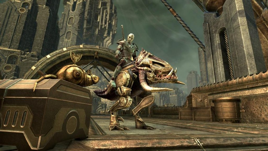 "ESO Clockwork City 1024x576 - The Elder Scrolls Online, informazioni sul nuovo DLC ""Clockwork City"""