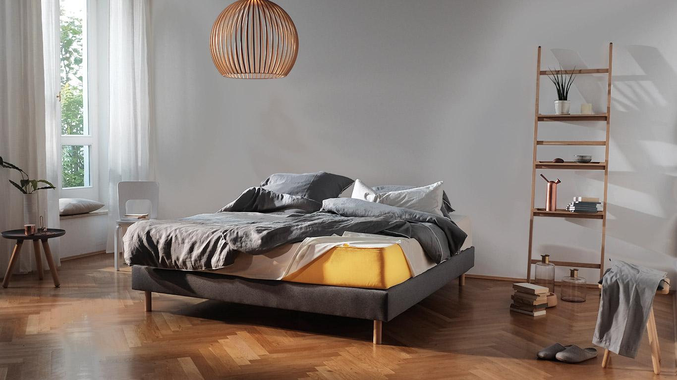 EVE1 - Recensione materasso EVE: l'arte di dormire bene.