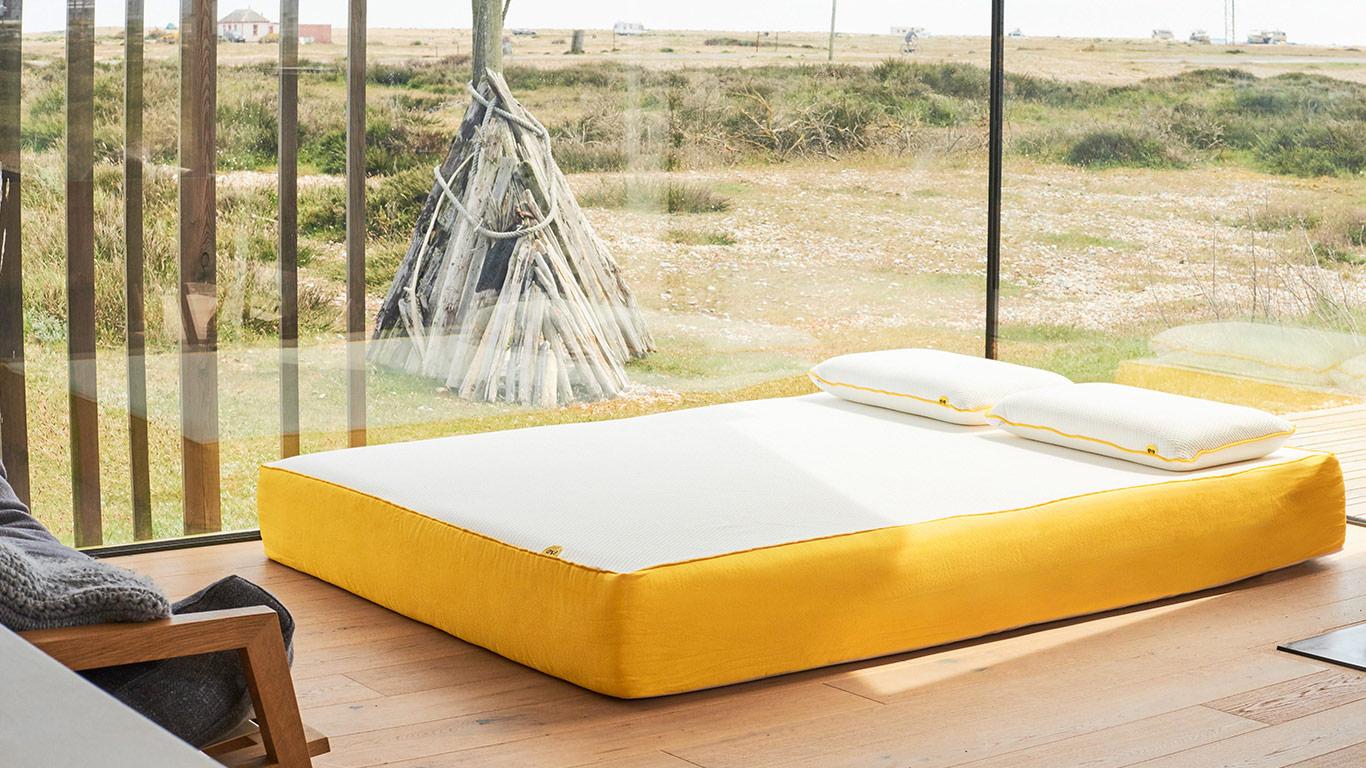 Recensione materasso EVE: l\'arte di dormire bene. | 4News