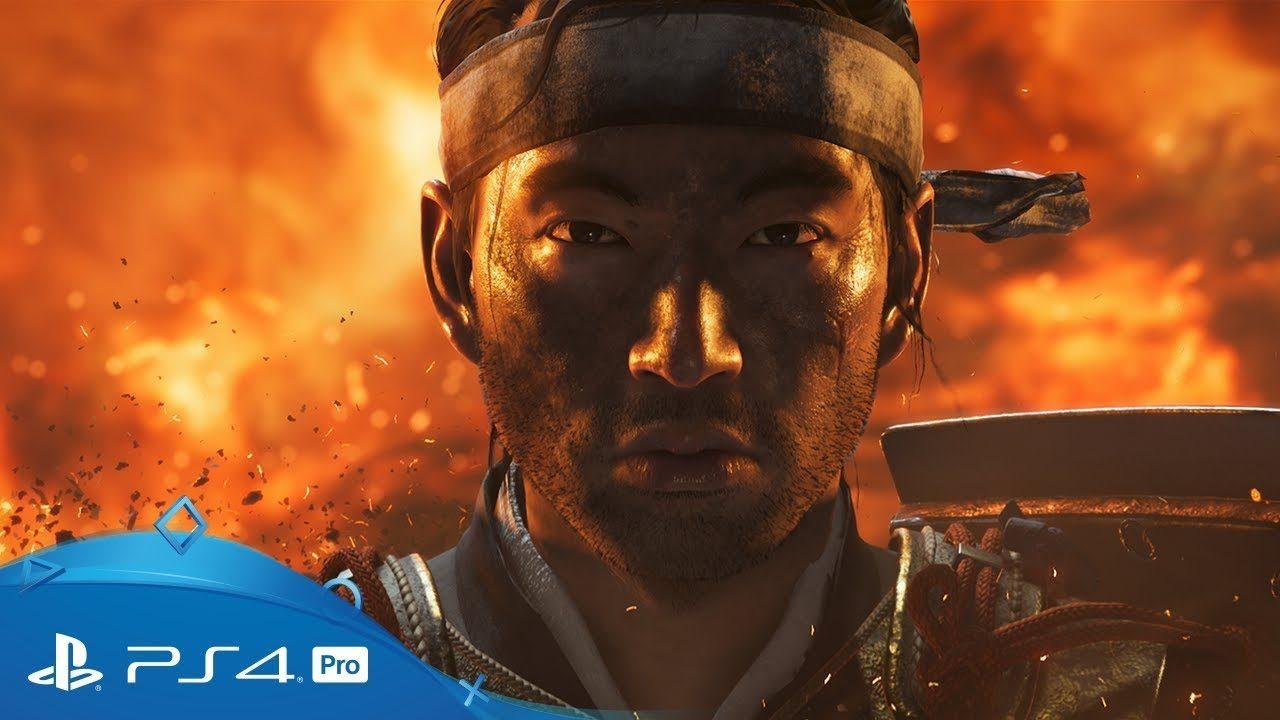 Ghost of Tsushima - Paris Games Week 2017, tutti gli annunci dell'evento