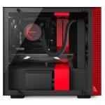 H200i Matte BlackRed Left Systeml 150x150 - NZXT presenta la nuova Serie H dei suoi case per PC