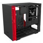 H200i Matte BlackRed Right45 OpenPanel 150x150 - NZXT presenta la nuova Serie H dei suoi case per PC