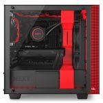 H400i Matte BlackRed Left System 150x150 - NZXT presenta la nuova Serie H dei suoi case per PC