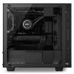 H400i Matte Black Left System 150x150 - NZXT presenta la nuova Serie H dei suoi case per PC
