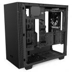 H400i Matte Black Right45 OpenPanel 150x150 - NZXT presenta la nuova Serie H dei suoi case per PC