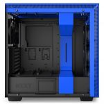 H700i Matte BlackBlue Side no Glass 150x150 - NZXT presenta la nuova Serie H dei suoi case per PC