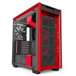 H700i Matte BlackRed Front Fans 150x150 - NZXT presenta la nuova Serie H dei suoi case per PC