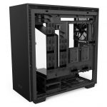 H700i Matte Black Right Open 150x150 - NZXT presenta la nuova Serie H dei suoi case per PC