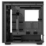 H700i Matte Black Right Open Straight 150x150 - NZXT presenta la nuova Serie H dei suoi case per PC