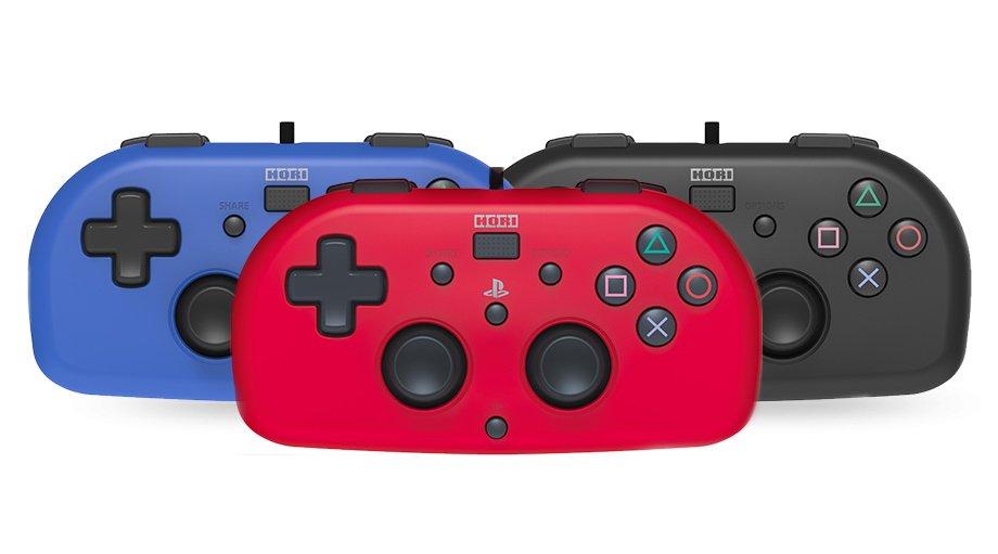 HORI - Una serie di nuovi pad PlayStation 4 in arrivo