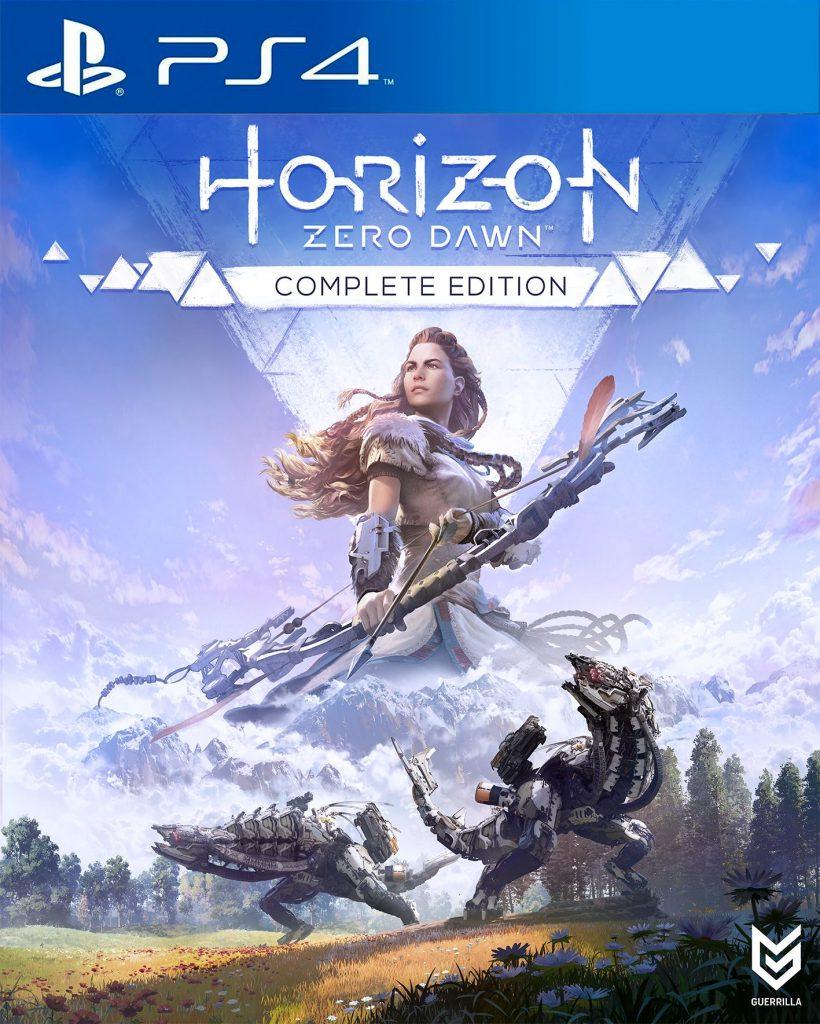 Horizon Zero Dawn Complete Edition 820x1024 - Horizon Zero Dawn: Complete Edition, annunciata ufficialmente