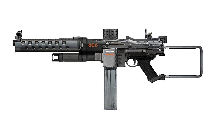 Maschinenpistole - Wolfenstein II: The New Colossus, nuova galleria di immagini dedicata alle armi