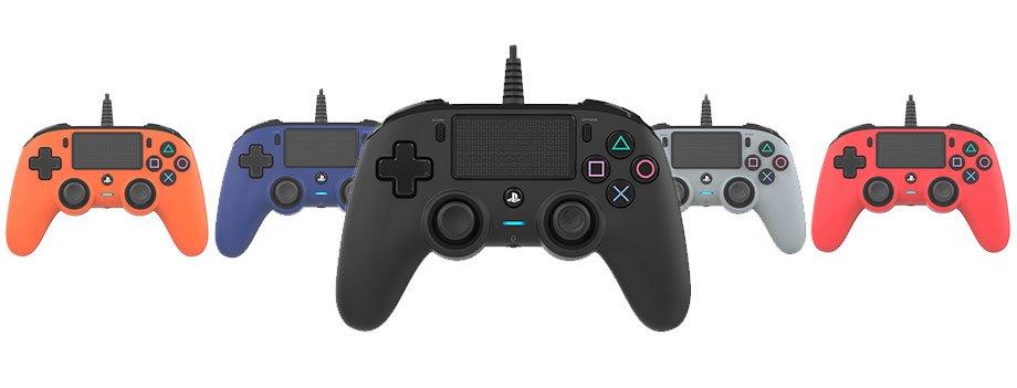 Nacon - Una serie di nuovi pad PlayStation 4 in arrivo
