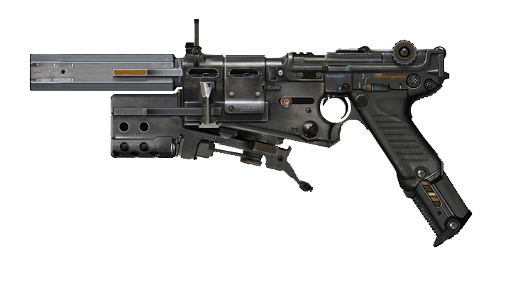 Pistola - Wolfenstein II: The New Colossus, nuova galleria di immagini dedicata alle armi